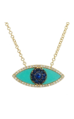 Kury Collection Necklace 7930TQK4YX product image